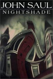 Cover of: Nightshade | John Saul