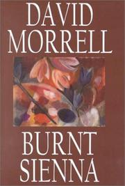Cover of: Burnt sienna