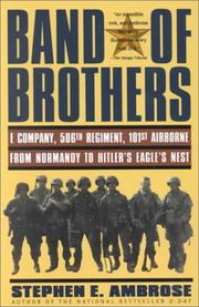 Band Of Brothers 2000 Edition Open Library