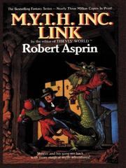 Cover of: M.Y.T.H. Inc. link | Robert Asprin
