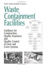 Cover of: Waste containment facilities