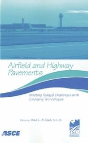 Cover of: Airfield and Highway Pavements | Ga.) Airfield and Highway Pavement Specialty Conference (2006 : Atlanta