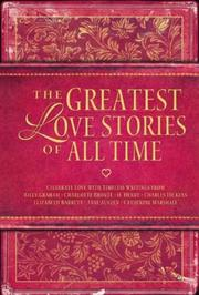 Cover of: The greatest love stories of all time by