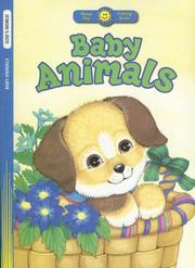 Cover of: Baby Animals (Happy Day Coloring Books God