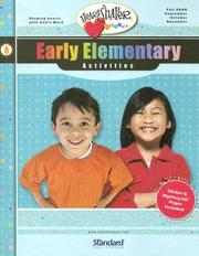 Early Elementary Activities with Sticker (Heartshaper) by