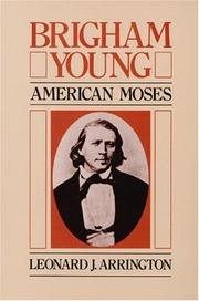 Cover of: Brigham Young