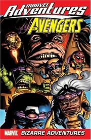 Cover of: Marvel Adventures The Avengers Vol. 3 | Jeff Parker