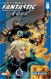 Cover of: Ultimate Fantastic Four, Vol. 8 | Mike Carey