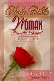 Cover of: Woman Thou Are Loosed Bible |