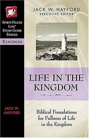 Cover of: Life in the kingdom