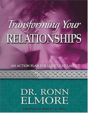 Cover of: Transforming Your Relationships