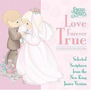 Cover of: Precious Moments, Seasons Of Faith, Love Forever True