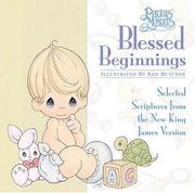 Cover of: Precious Moments, Seasons Of Faith, Blessed Beginnings