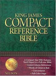 Cover of: Compact Reference Bible |