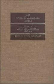 Cover of: The Samuel Gompers Papers, Vol. 3