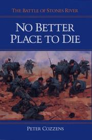 Cover of: No Better Place to Die