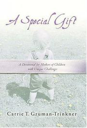 Cover of: A special gift