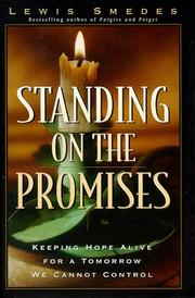 Cover of: Standing on the promises