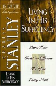 Cover of: Living in His sufficiency