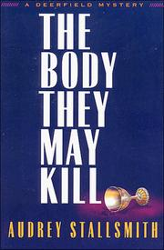 Cover of: The body they may kill