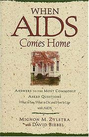 Cover of: When AIDS comes home