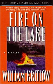 Cover of: Fire on the lake | William Kritlow
