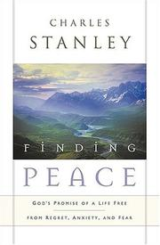 Cover of: Finding Peace