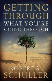 Cover of: Getting Through What You