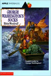 Cover of: George Washington's socks