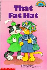 Cover of: That fat hat