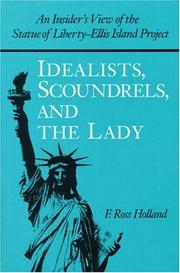 Cover of: Idealists, scoundrels, and the lady