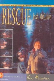 Cover of: Rescue Josh McGuire | Ben Mikaelsen