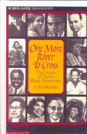 Cover of: One More River to Cross