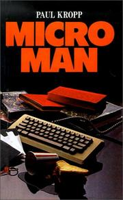 Cover of: Micro Man