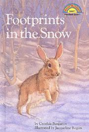 Cover of: Footprints in the Snow