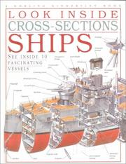 Cover of: Look Inside Cross-Sections Ships