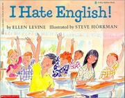 Cover of: I Hate English!