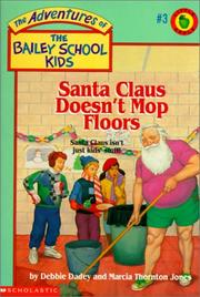 Cover of: Santa Claus Doesn