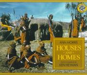 Cover of: Houses and Homes