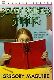 Cover of: Seven Spiders Spinning (Hamlet Chronicles)
