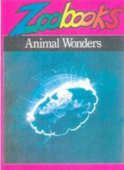 Cover of: Animal Wonders | John Bonnett Wexo