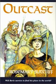 Cover of: Outcast | Rosemary Sutcliff