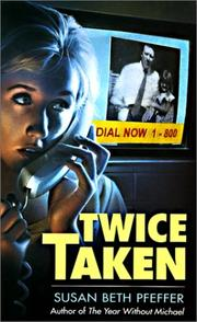 Cover of: Twice Taken (Laurel Leaf Books)