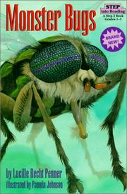 Cover of: Monster Bugs