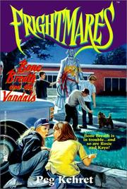 Cover of: Bone Breath and the Vandals (Frightmares)