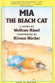 Cover of: Mia the Beach Cat | Wolfram Hanel