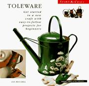 Cover of: Start a Craft - Toleware | Ann Witchell