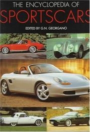 Cover of: The Encyclopedia of Sportscars