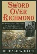 Sword over Richmond by Richard Wheeler