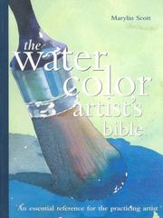 Cover of: The Watercolor Artist